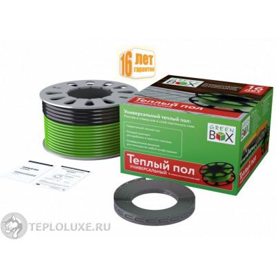 Комплект теплого пола GREEN BOX GB-490 (35м; 3,3-4,5 м кв.)