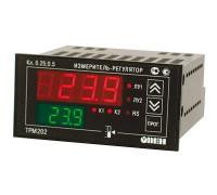 Регулятор температуры одноканальный с RS485 (ТРМ 202)