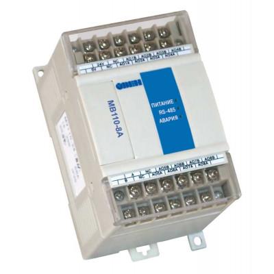 Модуль аналогового ввода МВ110-224.8А