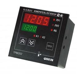 Регулятор температуры одноканальный с RS485 (ТРМ 201)