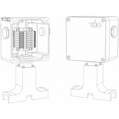 Соединительная коробка TS-TF