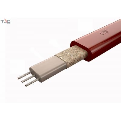 LTS Трехжильный нагревательный кабель постоянной мощности.