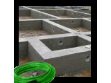 Нагревательный кабель для прогрева бетона