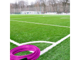 Нагревательный кабель для футбольного поля