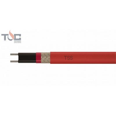 Среднетемпературный саморегулирующийся нагревательный кабель TSS-10F