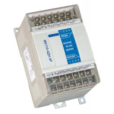 Модуль дискретного ввода/вывода МК110-220.4ДН.4Р