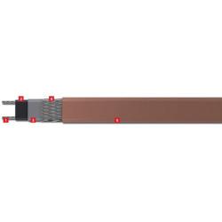 Саморегулирующаяся нагревательная лента 10НТМ2-ВТ