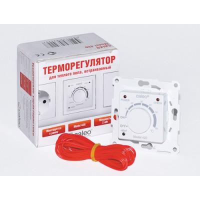 Терморегулятор для теплого пола Caleo 420