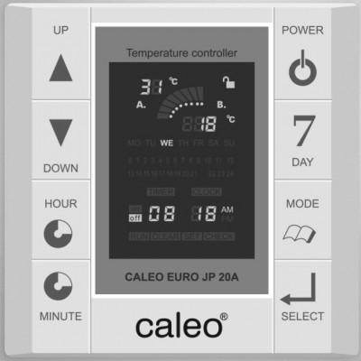 Терморегулятор для теплого пола Caleo UTH-10E