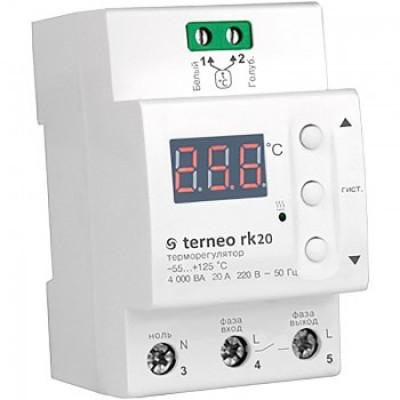 Терморегулятор для обогрева труб Terneo RK30