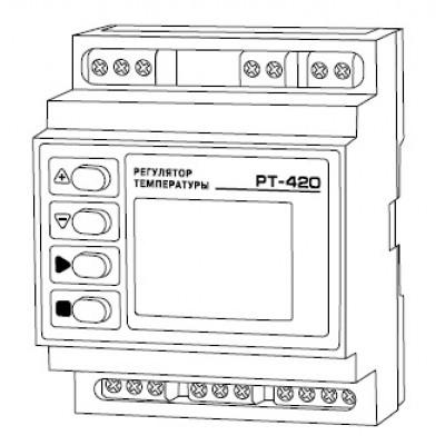 Регулятор температуры РТ-420