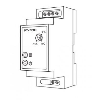 Регулятор температуры РТ-330