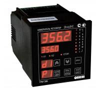 Регулятор температуры восьмиканальный с RS485 (ТРМ 138В)
